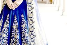 Indian Wedding Lehengas / The latest Trend of Indian wedding wear lehenga choli for women. The wedding season's most fashionable lehengas by top designers and inspired looks by celebrities.  You can buy these on our websites as well. http://g3fashion.com/