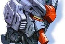 Gundam Art