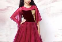 Girls Gown G3 colection
