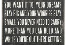 Great sayings: / by Kathy Trinkl