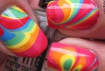 Nail Ideas / by Melissa Flieg
