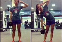Fitness / by Jillianna Baird