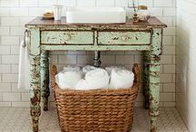 For the home: Bathrooms / by Teresa Nelson