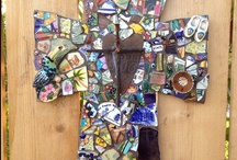 mosaic ideas / by Susie Booth