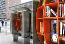 over bibliotheken / by de Bibliotheek Eemland