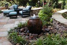 Garden, Yard & Pool / Outdoor Ideas