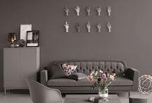 Hurmaava harmaa / Grey walls