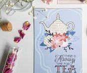 Tea / All we need is tea...