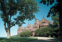 Doris Duke's Rough Point / Interior and exterior images of the Newport, RI home of Doris Duke's.