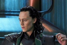 "Loki/Tom Hiddleston / Loki was taking over ""My Inner Geek,"" board (http://pinterest.com/jsneed665/my-inner-geek/) so he gets his own <3"