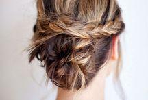 Hairstyles / by Carolyn Jane