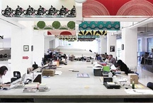 Cool Offices / Inspirational Offices and Hives of Creativity