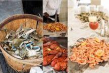 Food and Displays