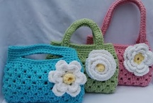 Crochet Patterns to Try / Mostly free crochet pattern links. / by Robin Sullivan