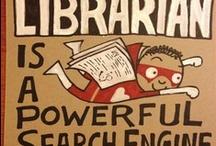 Posters over bibliotheken, boeken & lezen / Verzameling posters over biebs, boeken, lezen en alles wat daarmee samenhangt