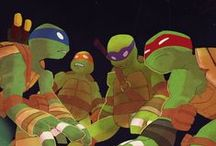 TMNT / by Todd Stokes