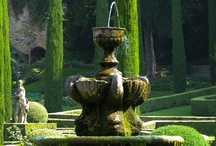 Gardens I Admire / Gardens that inspire the senses. Formal gardens of structures and statuary is where my heart lies.   / by Phoenix Wedding Gardens