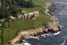 NRF Press / Articles, video and other media about the Newport Restoration Foundation and its museum properties: Rough Point, Whitehorne House and Prescott Farm.  / by Newport Restoration Foundation