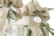 Beautiful Burlap / by ReJeana Renee