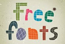 Fav Fonts / A collection of all my favourite fonts. Feast your eyes upon these beauties.