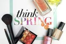 Things for Spring / From black & white to brights to polka dots, Avon brings you all the Things for Spring. Shop the products at http://shop.avon.com/ #AvonSpring