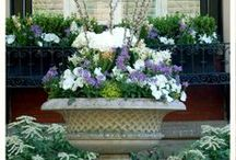 Planter / Urn Arrangements / So many beautiful arrangements suitable for wedding ceremonies, special events, home decor and outdoor spaces. It would be difficult to choose just one! / by Phoenix Wedding Gardens