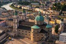 PLACES Salzburg / Salzburg Austria (Österreich)