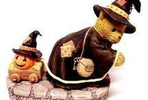 Cherished Teddies / I'm a bit partial to a Cherished Teddy