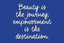 Beauty for a Purpose / Empowerment is the destination, beauty is the journey / by Avon Insider
