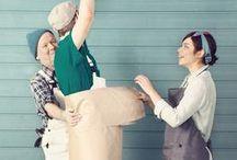 Ideoita maalaustalkoisiin / Laadukkailla tuotteilla, oivilla ohjeilla ja mainiolla maalausporukalla projektisi onnistuu taatusti: www.tikkurila.fi/maalaustalkoot