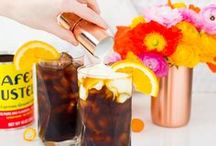 drink / coffee, non-alcoholic, mocktails