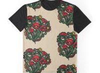 INSPIRATION -Men's fashion / Men's fashion floral patterns vintage clothing elegant unique