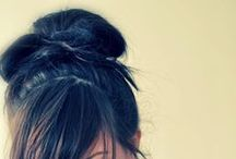 Hair on my Head / by Melissa Haak