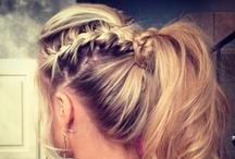 Pretty Hairstyles! / by Kelsey Edmonds