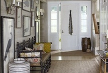 Dream Wash/Mud Room / Ideas and inspiration for the perfect wash room and mud room.  Also tips and craft projects to get there. / by Tayia Perkins