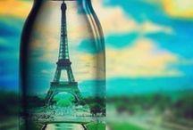 Eiffel Tower / by Yvonne Fitzell