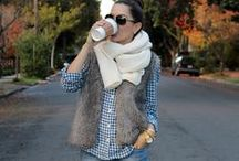 Clothes - Fall & Winter Styles / Outfit Inspiration