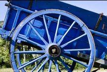 Juste la Drôme en... Bleu