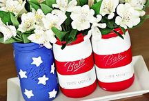 Red, White, & Blue Holidays