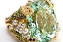 Rings, Jewels, Gems, & Minerals