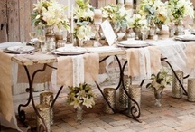Table Settings..TableScapes