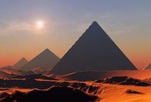 ancient egypt / by Yvonne Fitzell