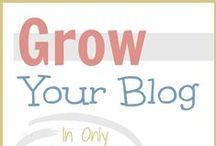 Blog diggity, social media it up!
