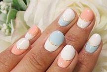 nails / by Stephanie Bolster
