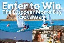 Contests!  / Enter to win a Morro Bay getaway!