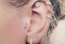 piercings / by Stephanie Bolster