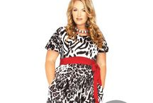 Fuller figure fashion / Flattering fashion for the beautifully curvy figure sizes 32 - 48 in select styles from www.getthis.co.za