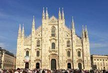 Italy / İtalya macerlarımızı bu panodan takip edebilirsiniz.