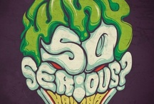 """""""Why so serious?"""" / Funny Stuff / by Margot Hamm"""