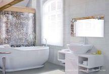baths / by Stephanie Atwood Southwick